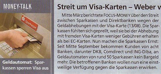 VISA - FocusMoney