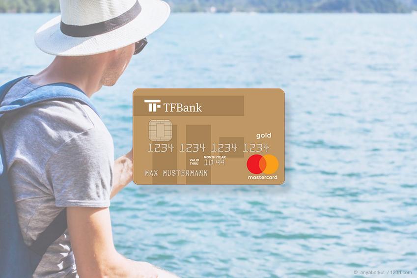 TF Bank Mastercard - Kreditkarte ohne Jahresgebühr