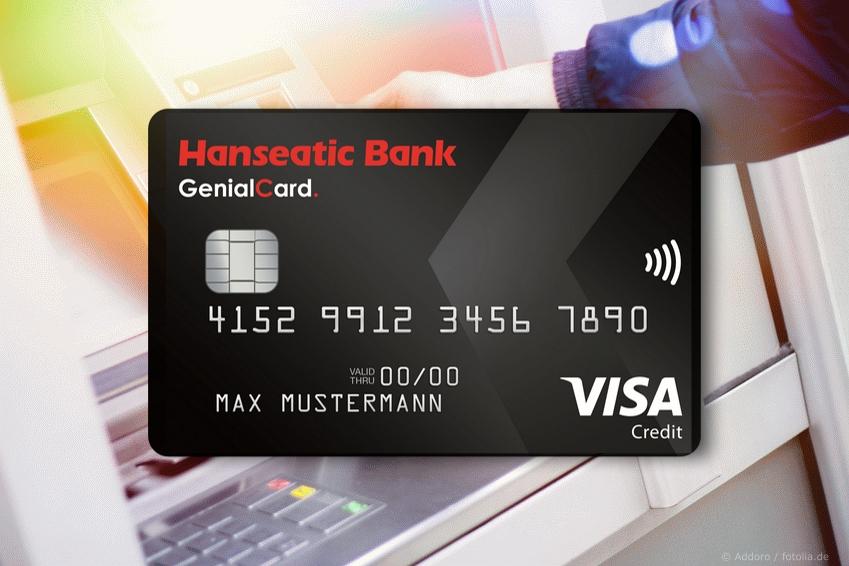 GenialCard Kreditkarte Testbericht