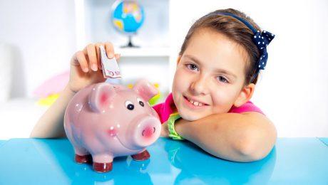 Geldanlage für Kinder mit Steuervorteil: Was sich lohnt, was man sich sparen kann