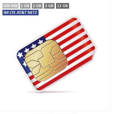 Simly USA Prepaid SIM-Karte