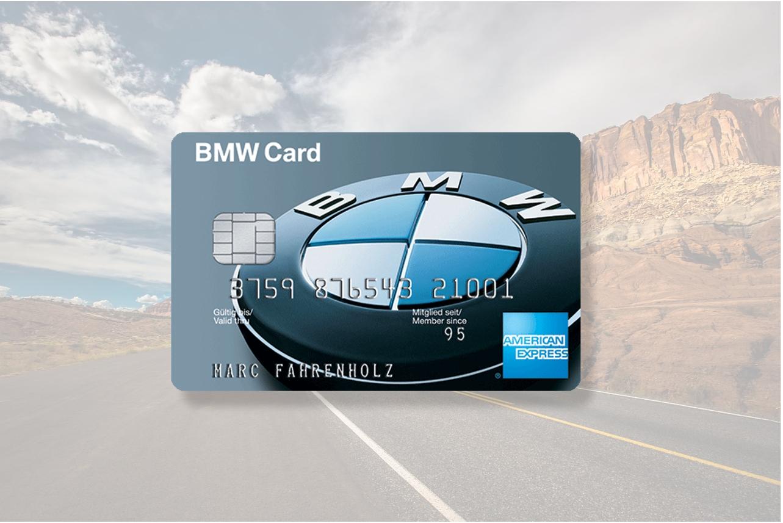American Express: BMW Kreditkarte mit weltweitem Tankrabatt