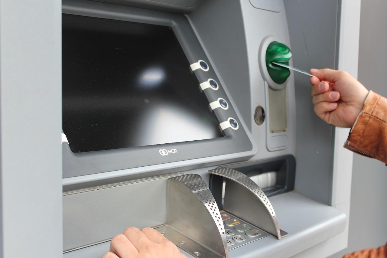 Geld abheben mit der Kreditkarte