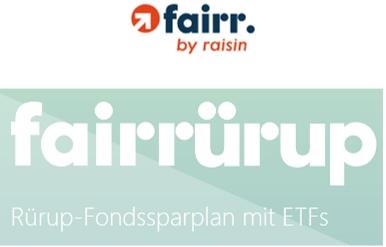 fairrürup - Logo
