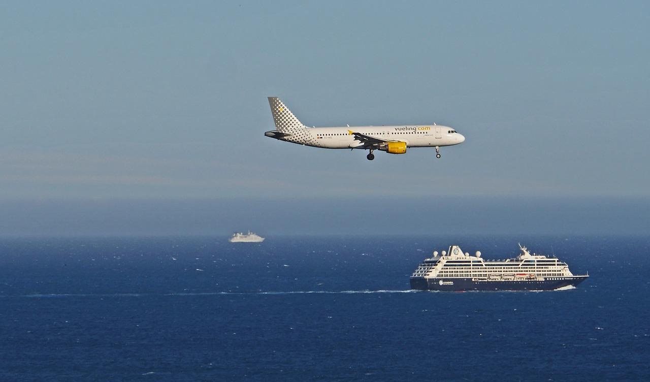 Kostenfalle Roaming: Auf Kreuzfahrten und im Flugzeug
