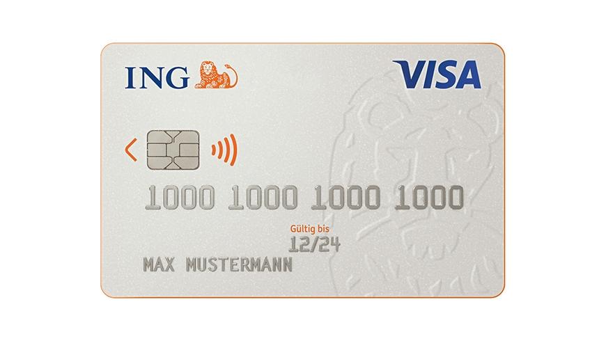ING Kreditkarte / Debitkarte